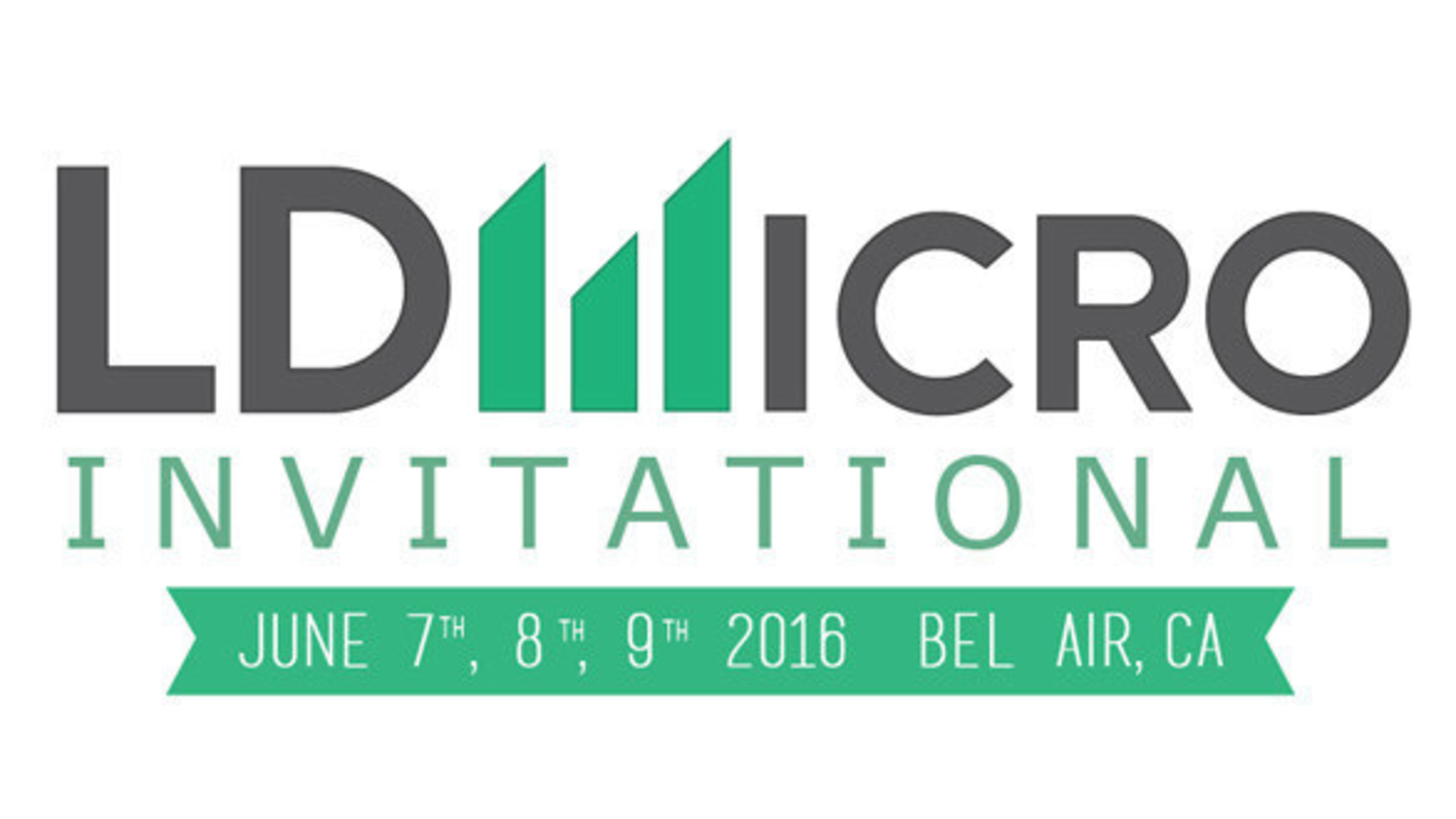 Logo for LD Micro Invitational Conference